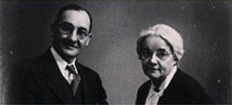 Mackenzie and his wife