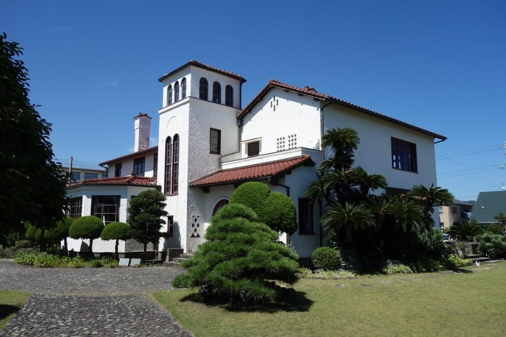 国登録有形文化財「旧マッケンジー住宅」の画像