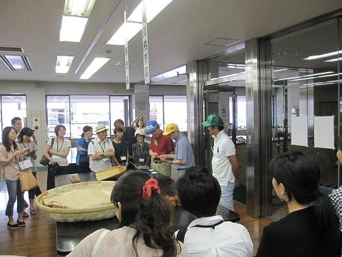 平成28年度「静岡市お茶の学校」第3回講座を実施しました!の画像