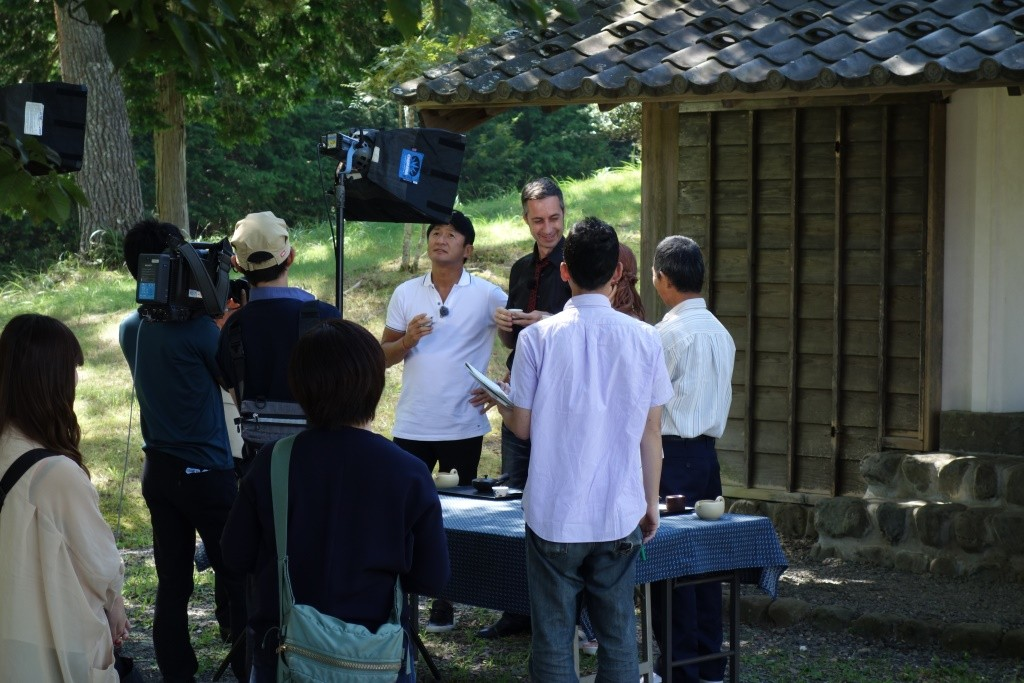 """Tea collection"" [9 / 25 broadcasting] will be featured in a TV program of NHK! Of the image"