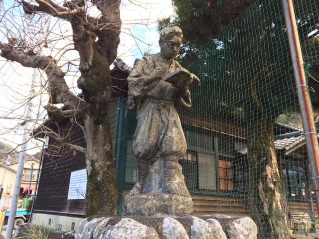 二宮金次郎と「お茶のまち静岡市」― 茶栽培の普及を後押しした教えは今も引き継がれています。の画像