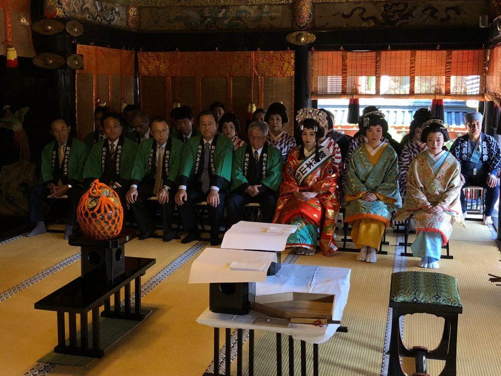 10月27日(日)第37回駿府本山お茶壺道中行列・口切りの儀が開催されます!!の画像