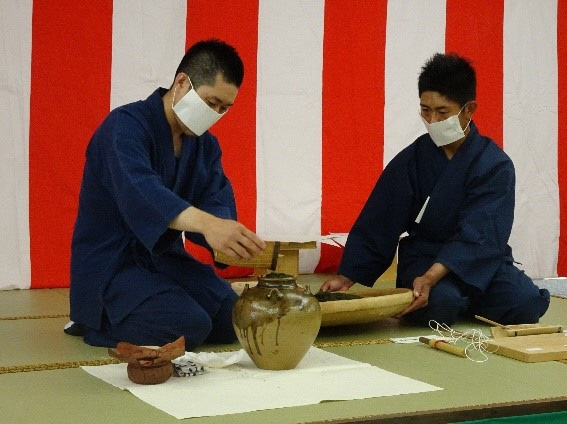 【5月24日(金)第37回駿府本山お茶壺道中行列・茶詰めの儀】が開催されます!の画像